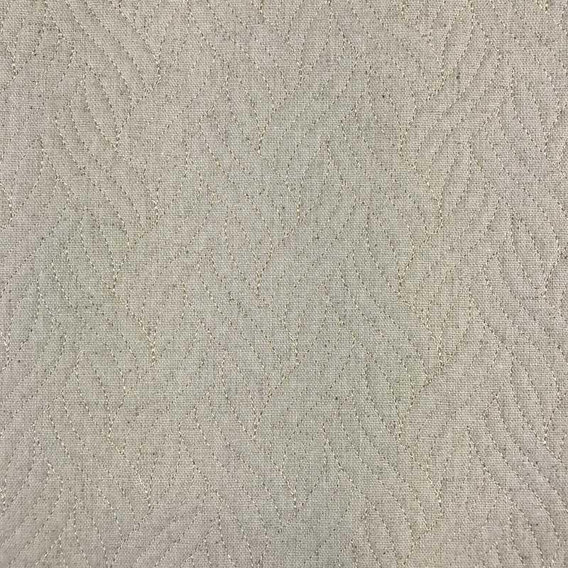 Tecido Matelassado Linho Trança - 50cm X 140cm