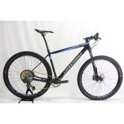 Bicicleta Aro 29 Cannondale Lefty F-SI 2 XX1 Eagle 12v T19 semi nova
