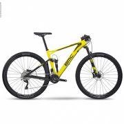Bicicleta aro 29 Carbono Bmc Fourstroke 02 Deore/XT 20V Amar/pto (M)