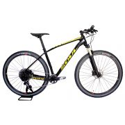 Bicicleta Aro 29 Soul Vesuvio Carbon 12V Sram gx Eagle
