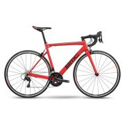 Bicicleta BMC Team Machine SLR03 One 105 Vermelha 2018