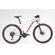 Bicicleta Soul SL227f Aro 27.5 Shimano 27v Feminina