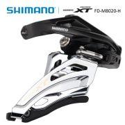 Câmbio Dianteiro Shimano XT FD-M8020 2x11 Abraç Alta