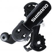 Câmbio Traseiro MTB Shimano Tourney RD-TZ31 GS 6/7 Vel