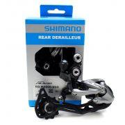 Cambio Traseiro Shimano Alivio M4000 Sgs Shadow 9v + Brinde