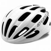 Capacete Giro Isode MTB Speed Ciclismo Branco e Cinza