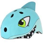 Capacete Patins Bike Kidzamo Infantil KZ-190 - Baby Shark Tubarão