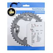 Coroa Shimano Alivio 40D FC-M4000 M4050 + Brinde
