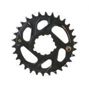 Coroa Sram XX1 Eagle Gold 38T 6mm Offset X-Sync