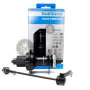 Cubo Traseiro Shimano FH-MT500 32F 12v Micro Spline Blocagem 9mm