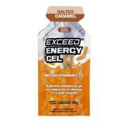 Exceed Energy Gel - Salted Caramel