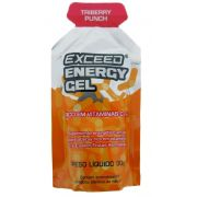 Exceed Energy Gel -Triberry Punch