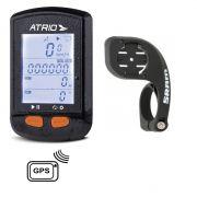 Gps Atrio Steel Bi 132 Bluetooth e Sensor Cadência + Suporte Sram