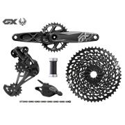 Grupo Sram GX Eagle DUB 12V 10-50T Movimento Incluso