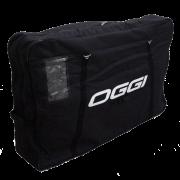 Mala Bike OGGI Supercase Com Rodinhas - 26'' à 29'' Preto