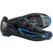 Sapatilha Speed Absolute Nero - Preto e Azul