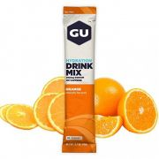 Suplemento GU Hydration Drink Mix Sabor Laranja