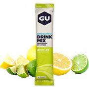 Suplemento GU Hydration Drink Mix sabor lima-limão