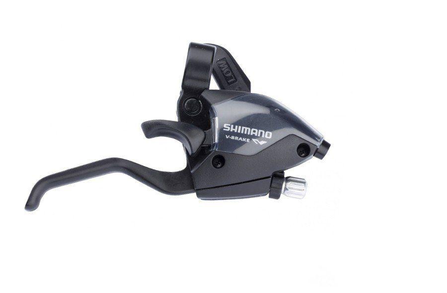 Alavanca de Câmbio Shimano Altus EF51 EZ Fire 7V LD Direito