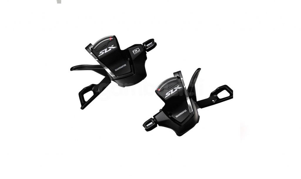 Alavanca de Cambio Shimano SLX SL-M7000 3/2X11 Velocidades