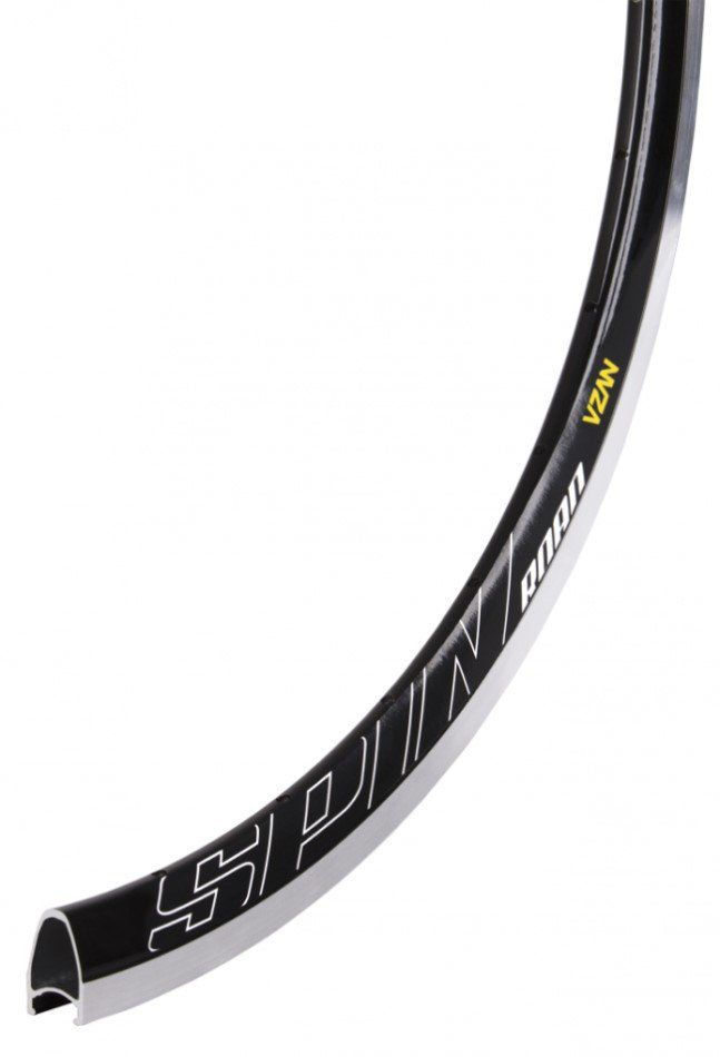 Aro Speed Vzan Spin Road 700C 36 Furos Preto