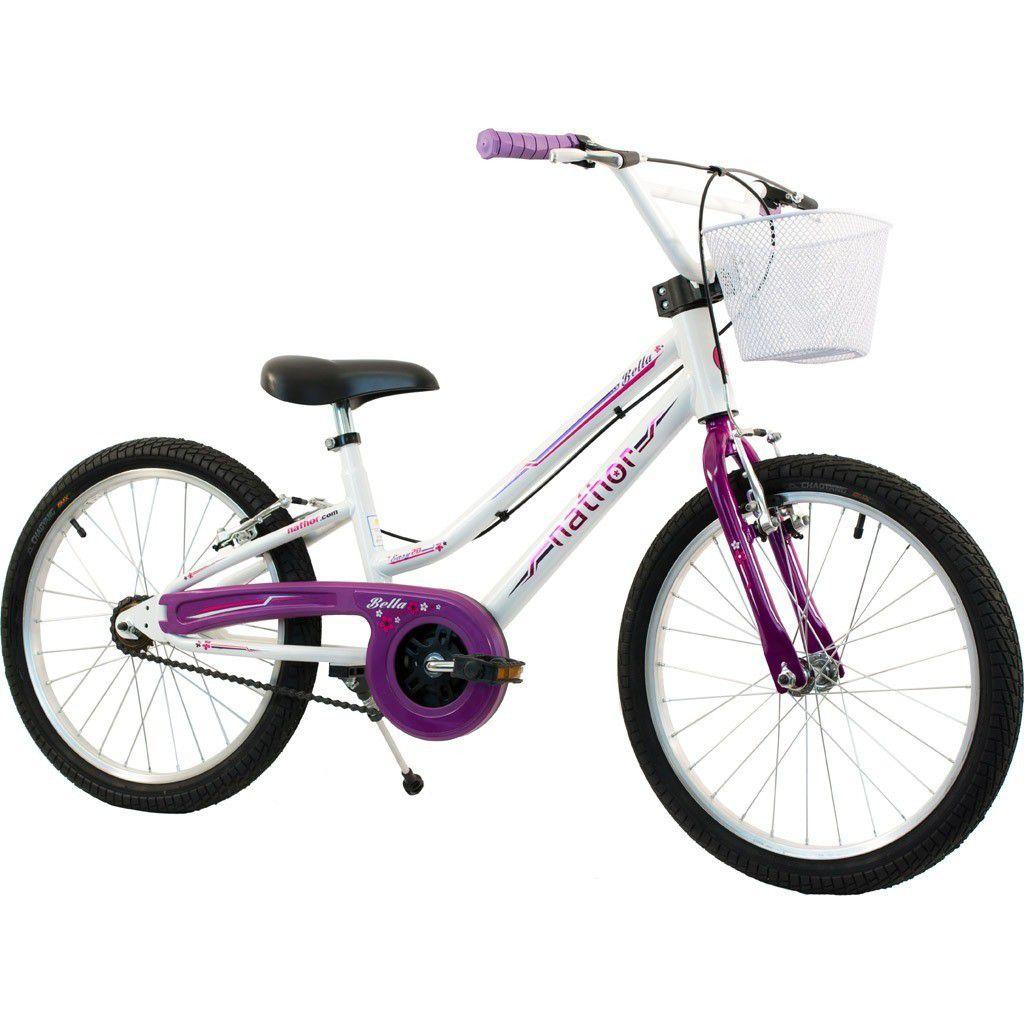 Bicicleta Aro 20 Bella Feminina Nathor Bikes