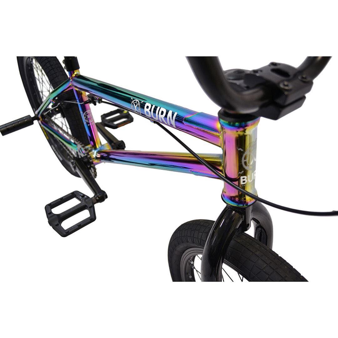 Bicicleta Aro 20 BMX X-Burn Modelo X-1  Oil Stick