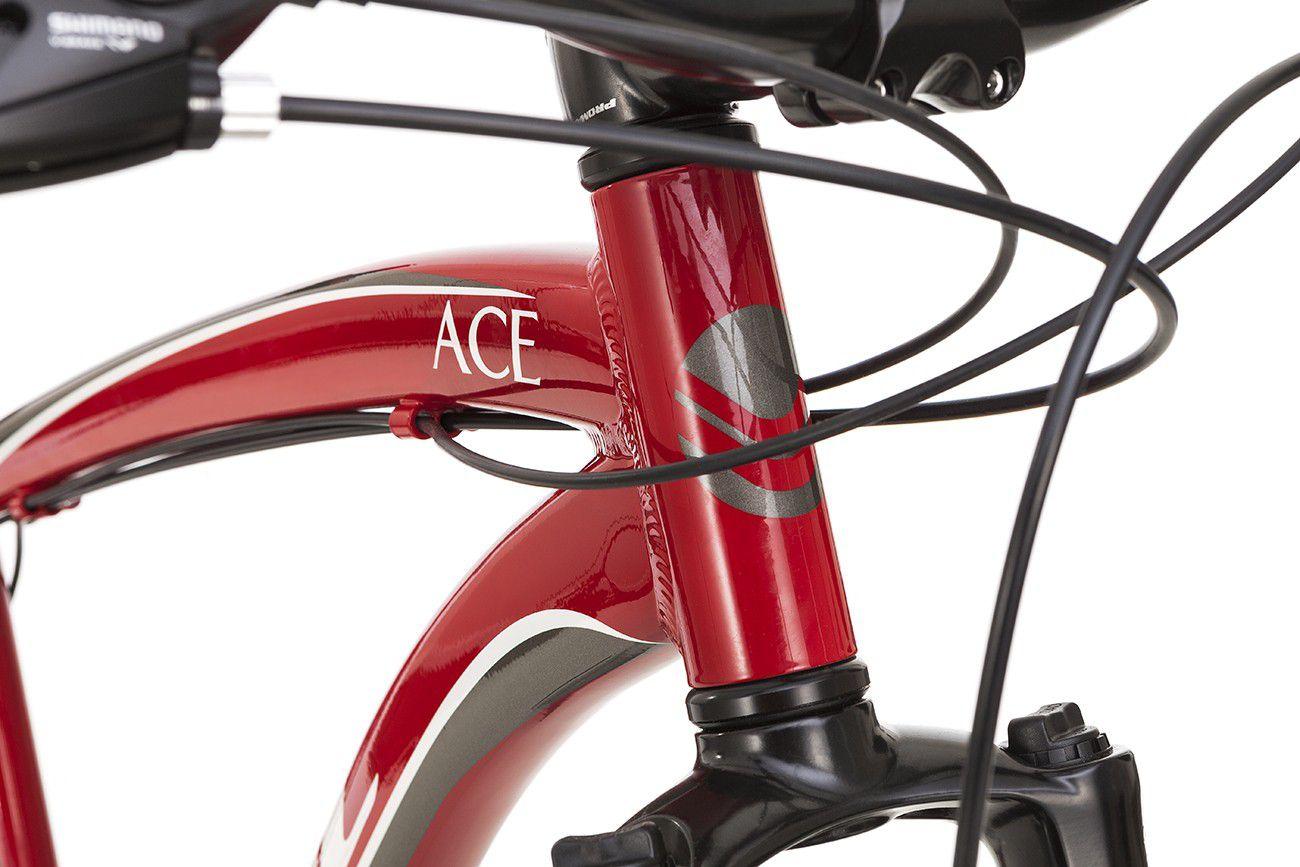 Bicicleta Aro 26 Shimano 21v Soul Ace V-Brake 2017