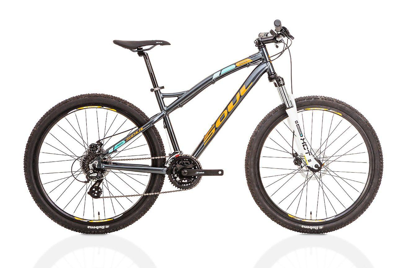 Bicicleta Aro 27.5 Shimano 24v Soul Roots  2017