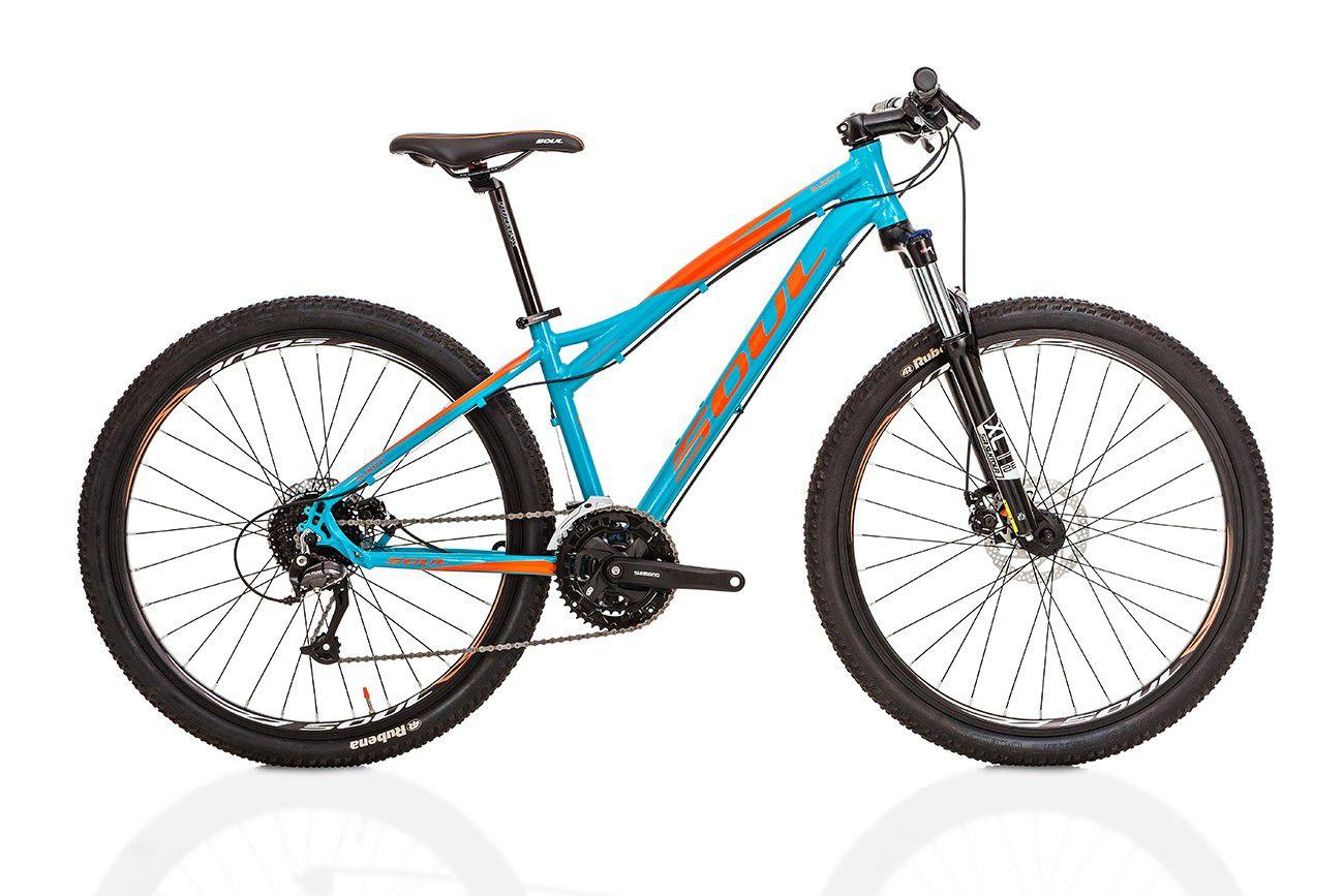 Bicicleta Aro 27.5 Shimano 27v Soul SL227F Feminina