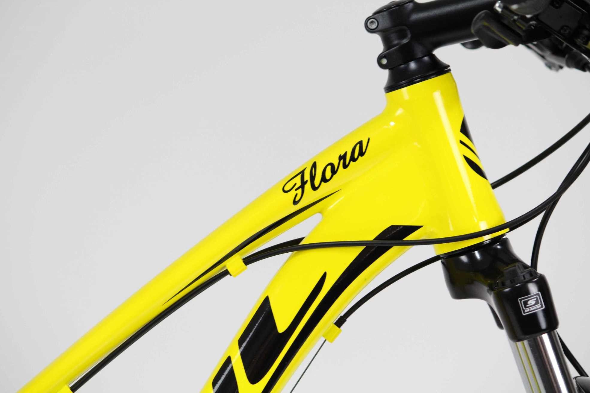 Bicicleta Aro 27.5 Soul Flora 24v Shimano Feminina