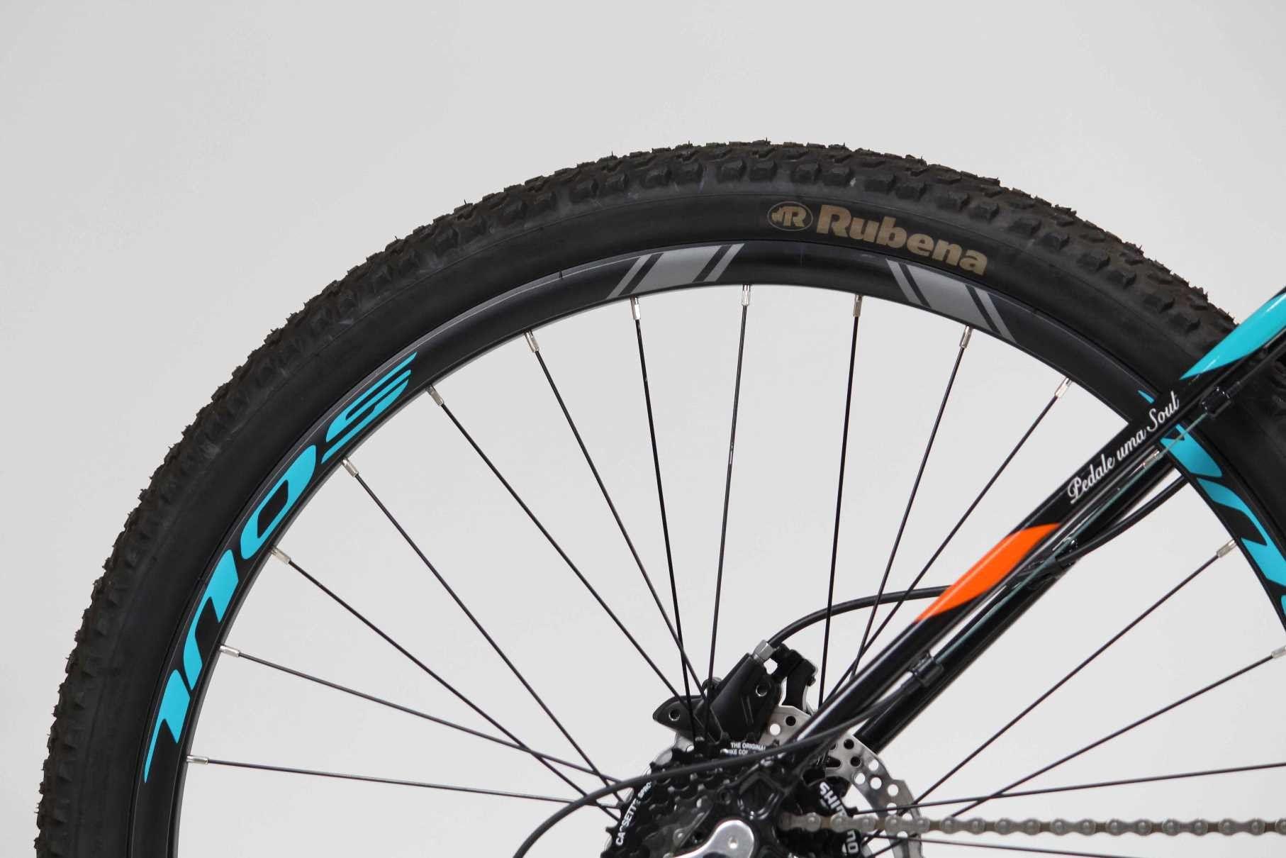Bicicleta Aro 27.5 Soul Roots 24V Hidrául. Pto/vde