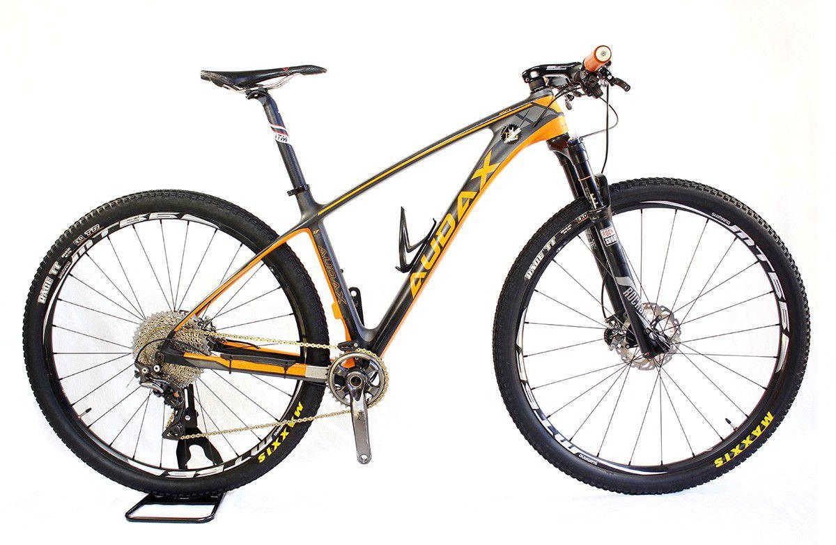 Bicicleta Aro 29 Audax Auge 50 Carbono XTR ( semi nova )