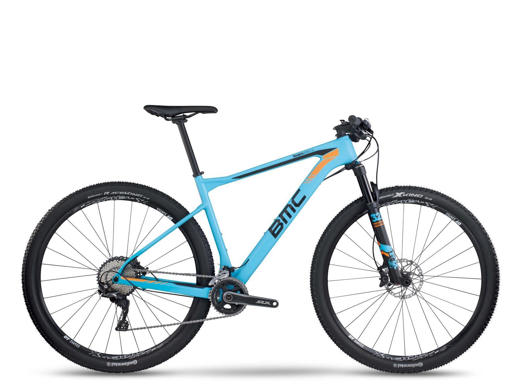 Bicicleta aro 29 BMC Team Elite 02 Carbon 2017