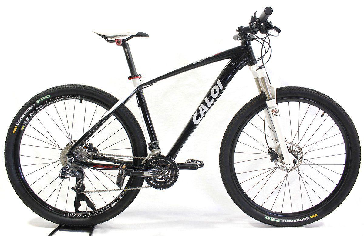 Bicicleta Aro 29 Caloi Elite 30 ( semi nova )