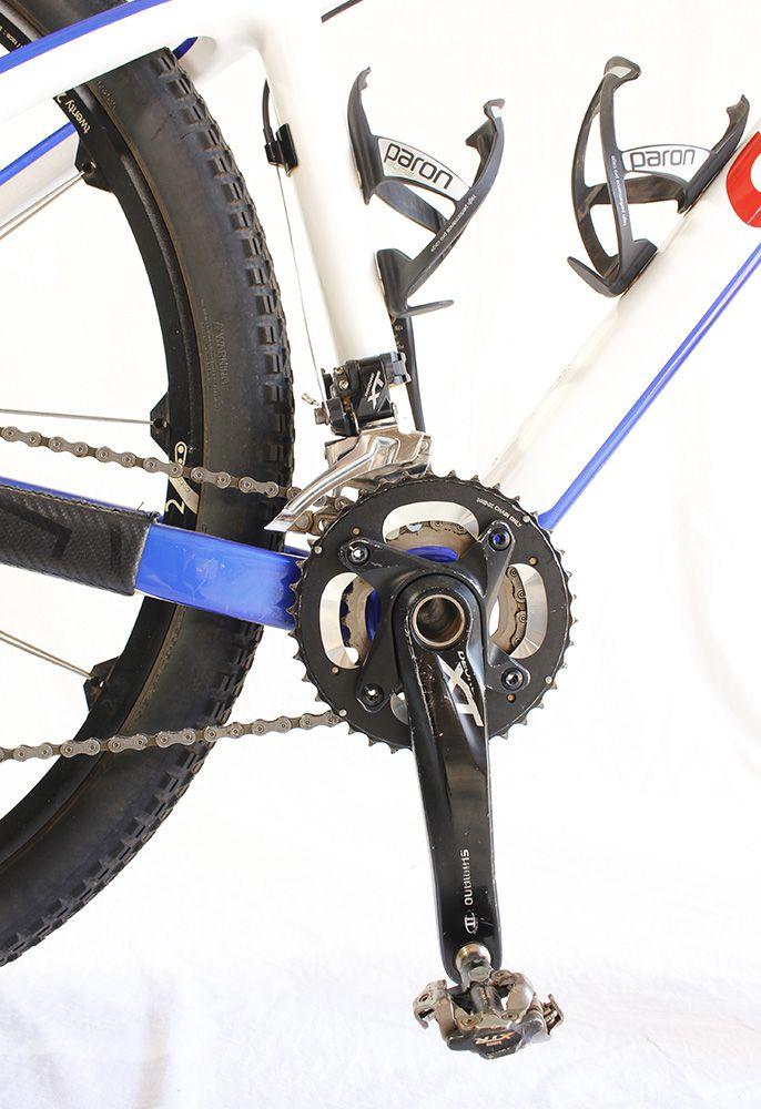 Bicicleta Aro 29 Caloi Elite Carbon Team 20v T17 Roda Cobalt 2