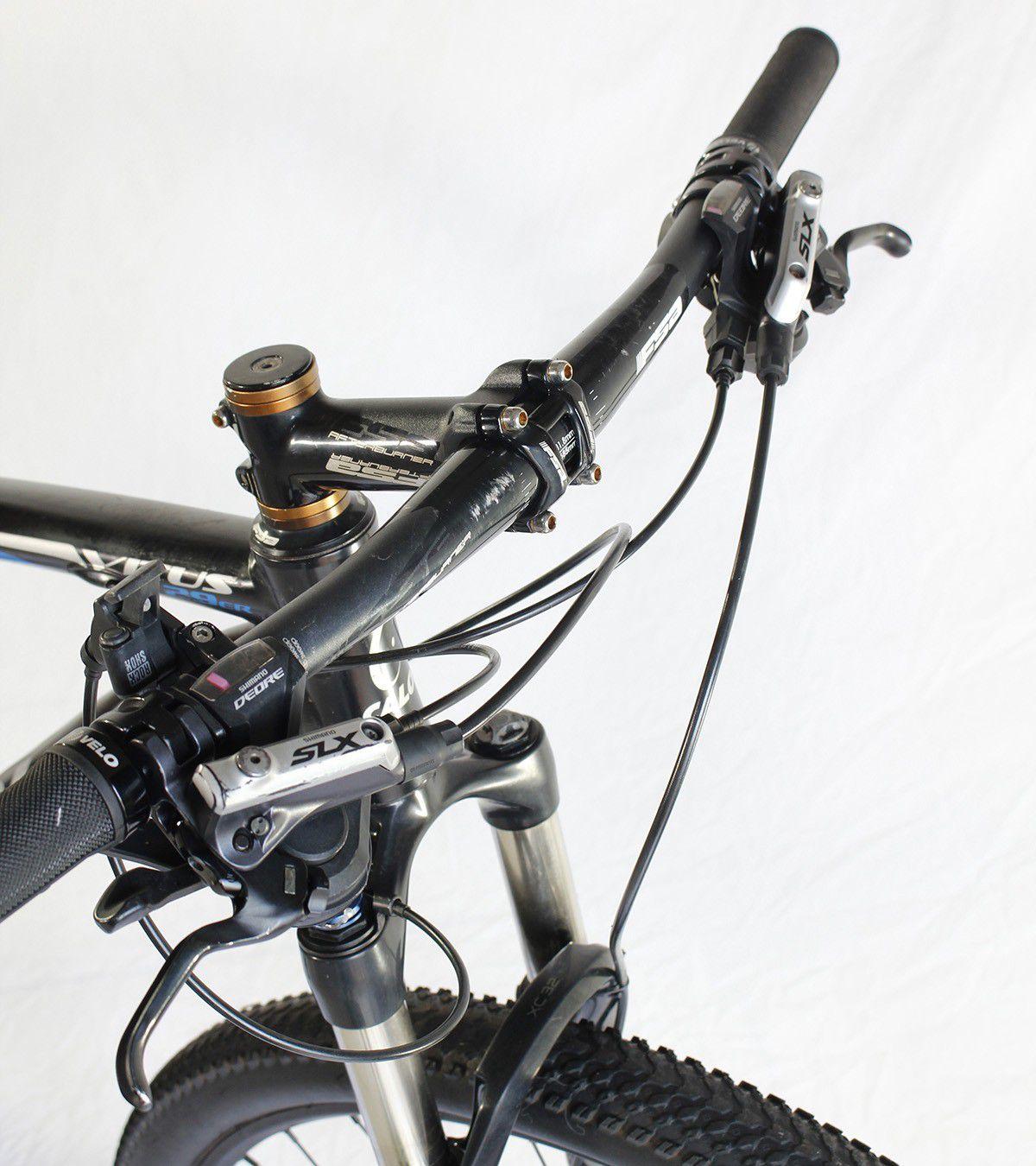 Bicicleta Aro 29 Caloi Vitus 20v Tamanho 19 (semi nova)