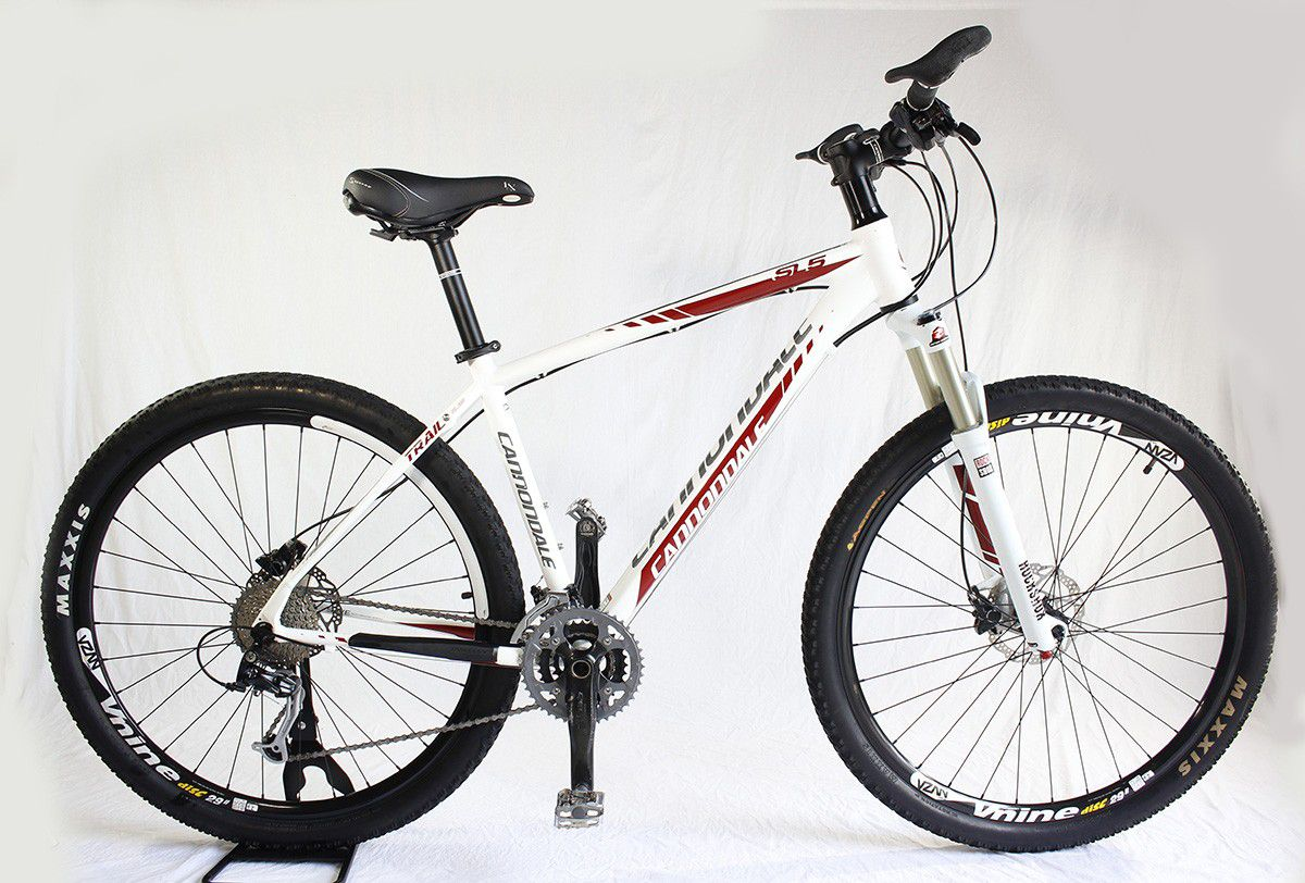 Bicicleta Aro 29 Cannondale Trail SL5 Tam 19 (semi nova)