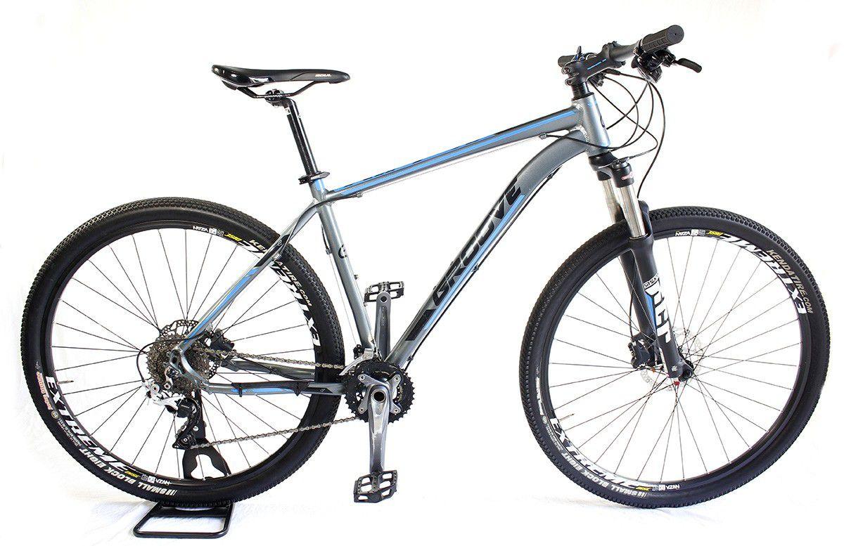 Bicicleta Aro 29 Groove Riff 70 Deore ( semi nova )