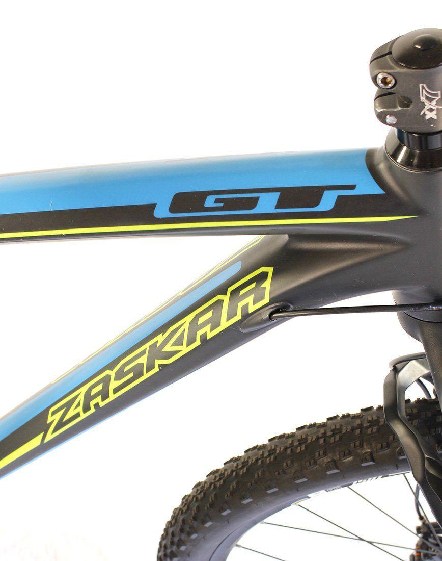 Bicicleta Aro 29 GT Zaskar Carbono SLX Tam L (semi nova)