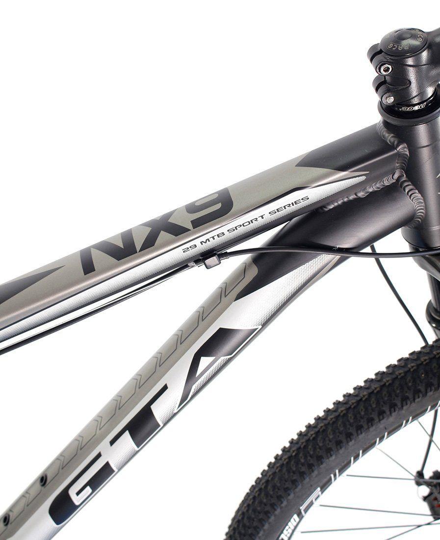 Bicicleta Aro 29 GTA NX9 21V Shimano Disco