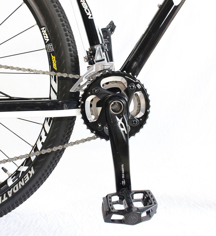 Bicicleta Aro 29 Oggi Agile Carbono 20v Tam 19 ( semi nova )