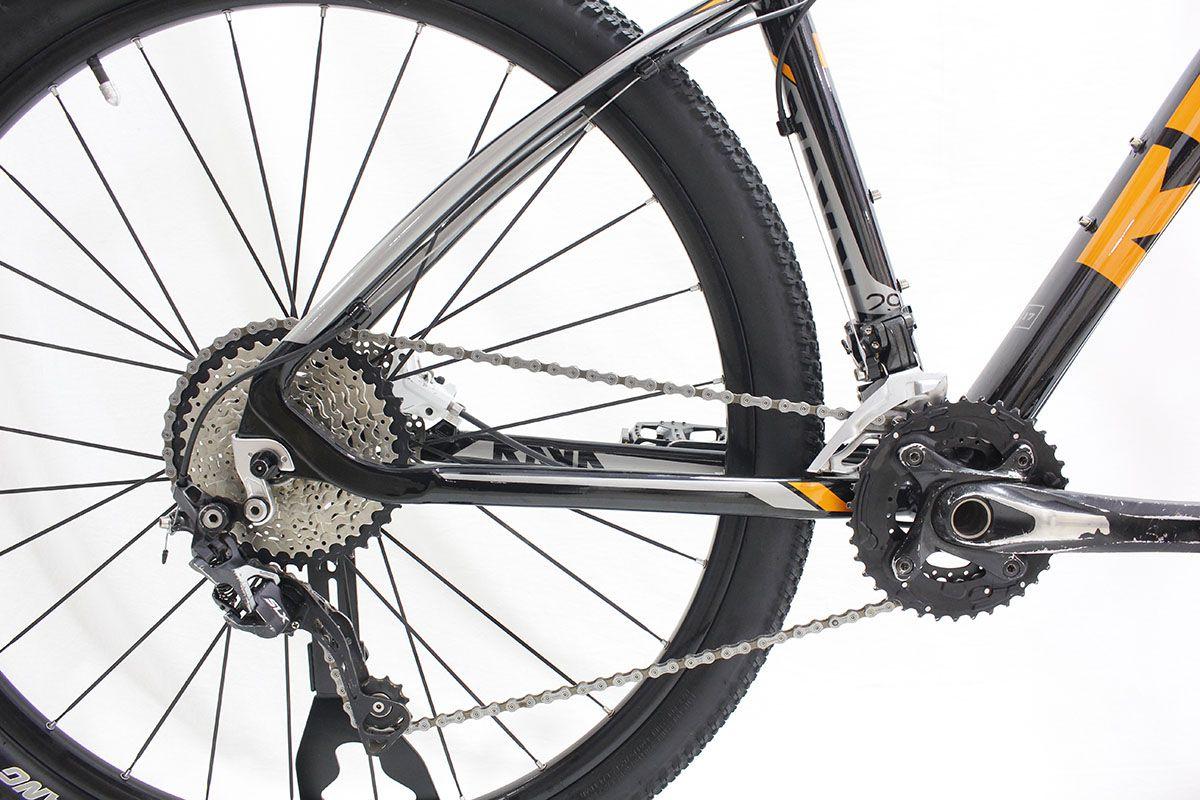Bicicleta Aro 29 Rava Storm Deore Tam 17 (semi nova)