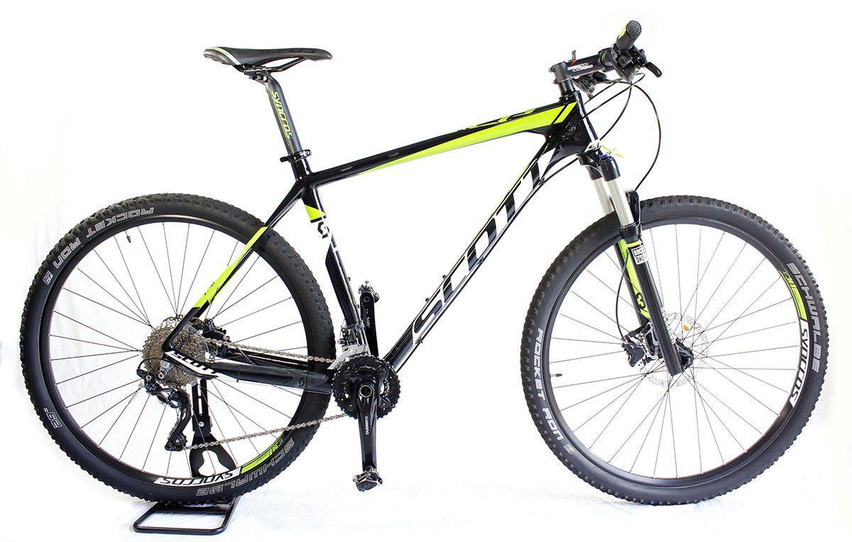 Bicicleta Aro 29 Scott Scale 935 Carbono Tam 21 (semi nova )