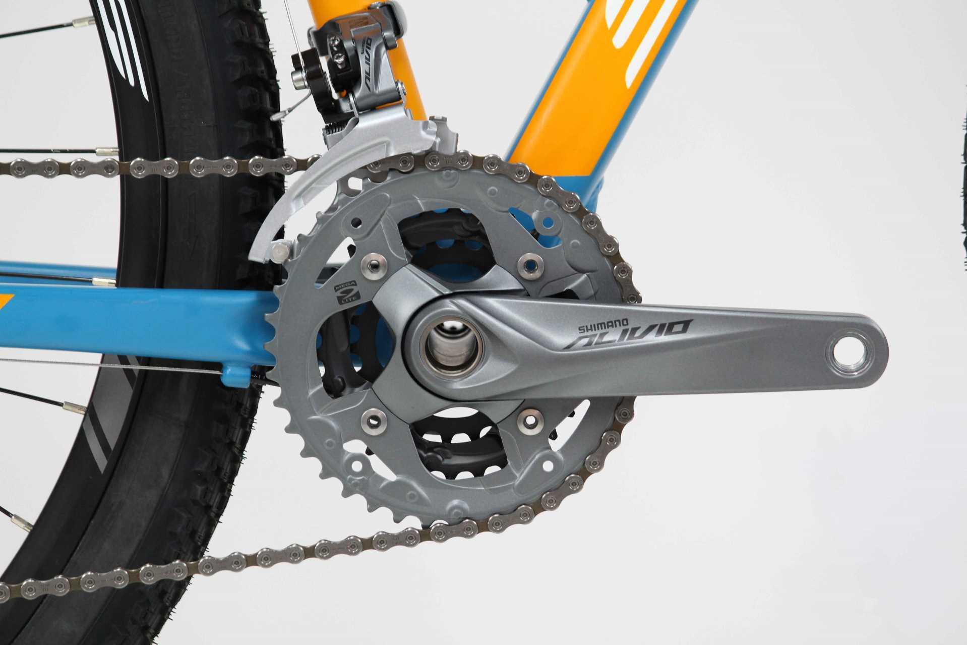 Bicicleta Aro 29 Soul SL329F 27V Alivio Rock Shox