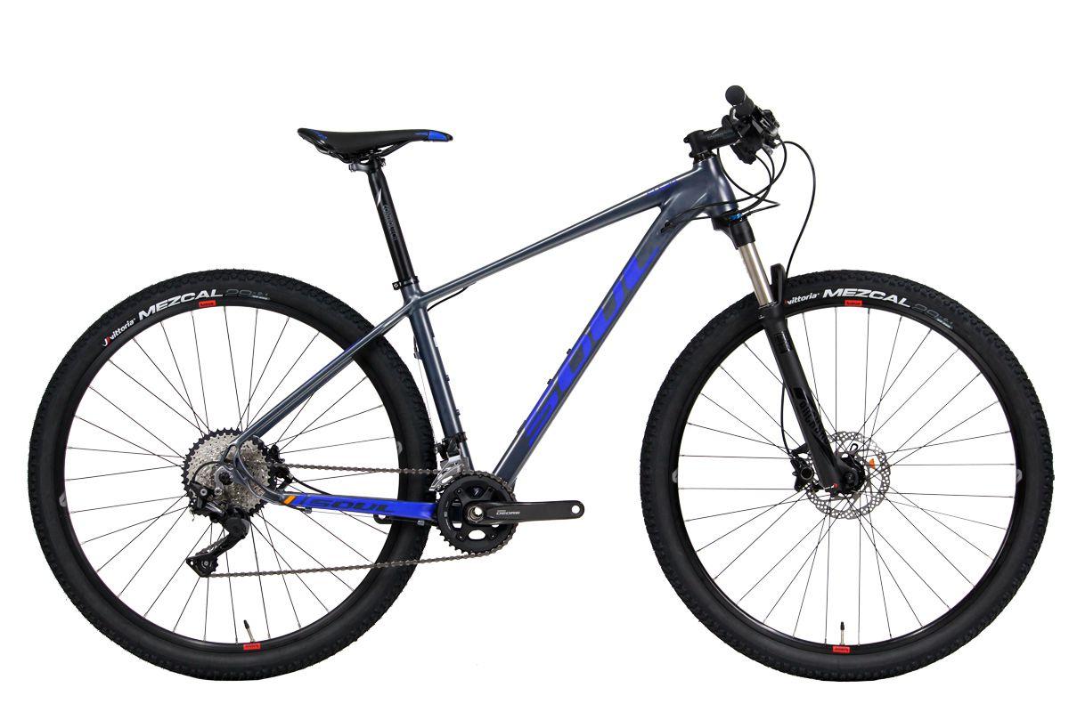 Bicicleta Aro 29 Soul SL529 20V Shimano Deore Cza/az
