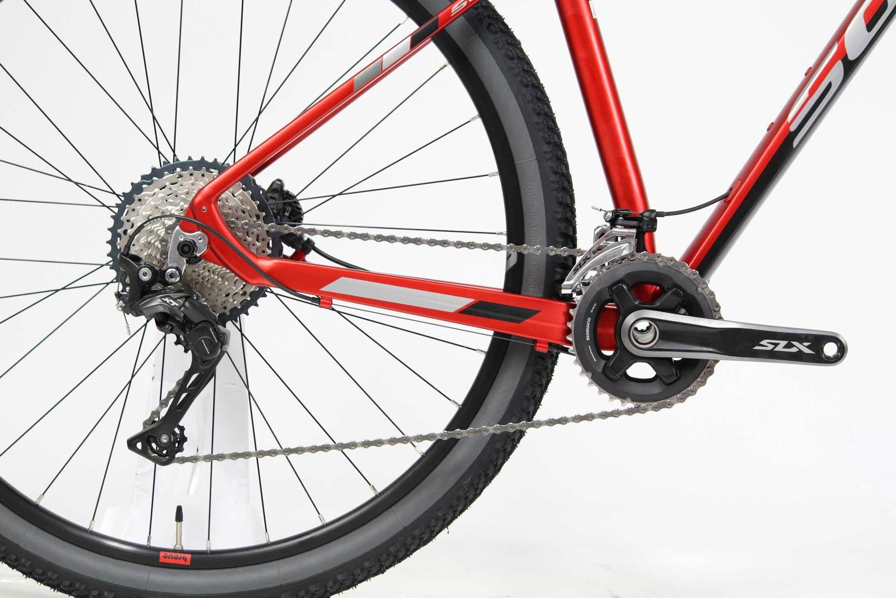 Bicicleta Aro 29 Soul SL829 SLX 22v Preto/Vmo