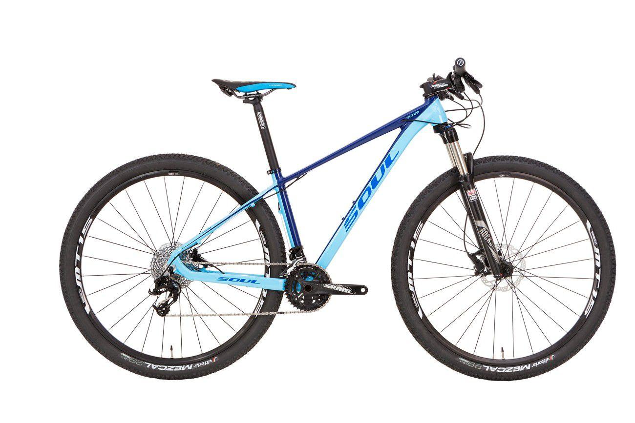 Bicicleta Aro 29 Sram x5 20v Soul SL729  2017