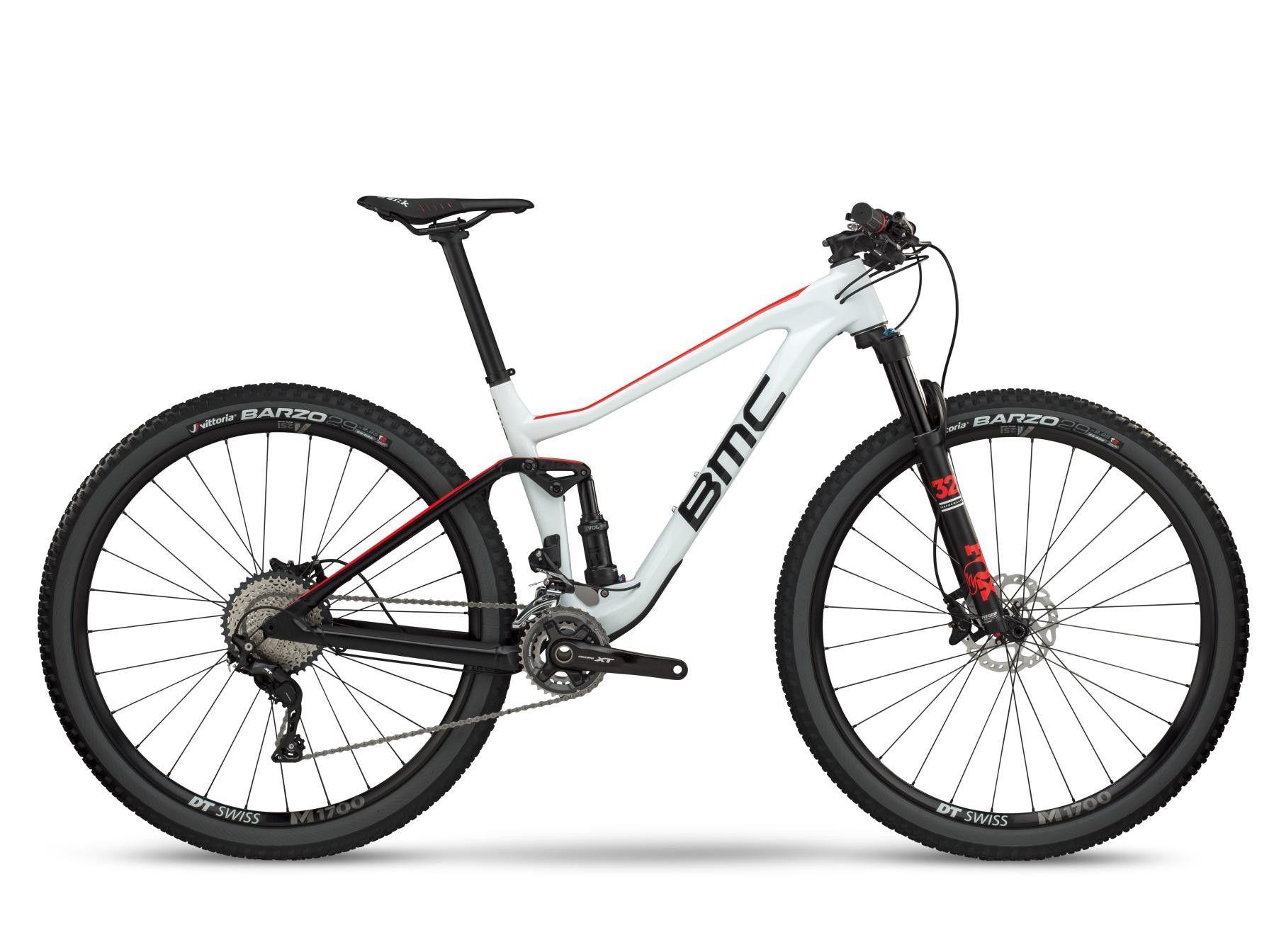 Bicicleta BMC aro 29 Agonist 02 One Carbon Full 22V