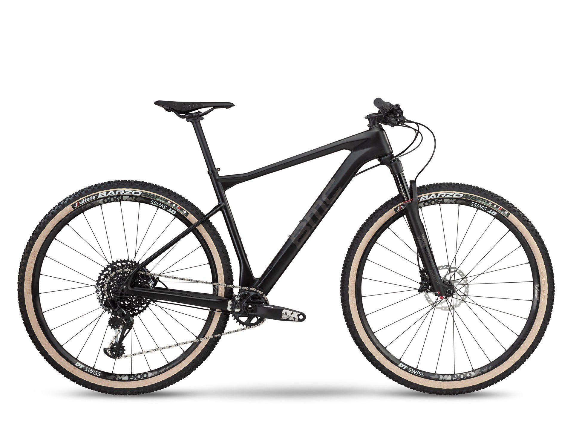 Bicicleta BMC aro 29 Teamelite 02 Two 2019 Carbon 12V Eagle